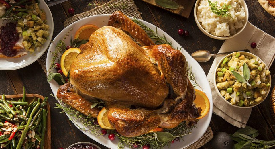 "Don't let ""cafeteria germs"" crash your holiday dinner"