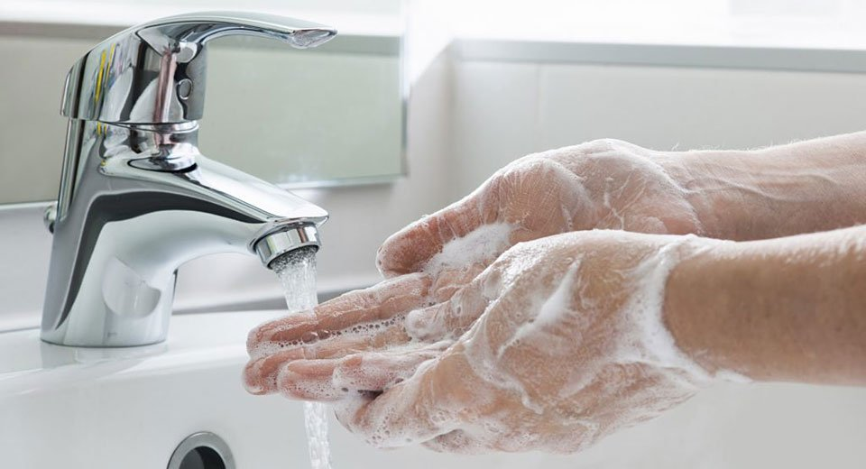 Are you obsessed with keeping germs away?
