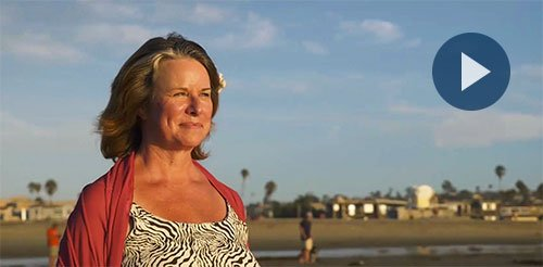 Ingrid was only 55 years old when she was diagnosed with Atrial Fibrillation