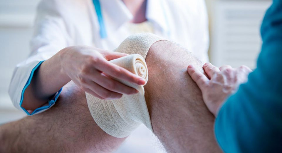 Replacing your knee without having to replace your blood