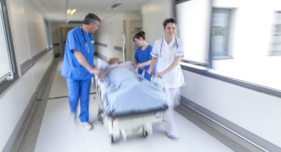 Seniors need special care in the ER