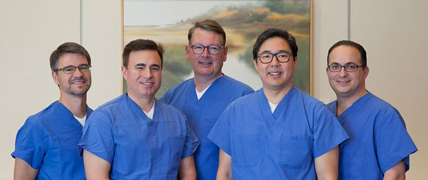 Cape Cod hopsital neurosurgeons in OR