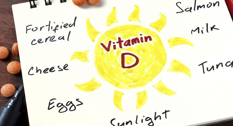 Staying indoors in the winter requires a Vitamin D plan