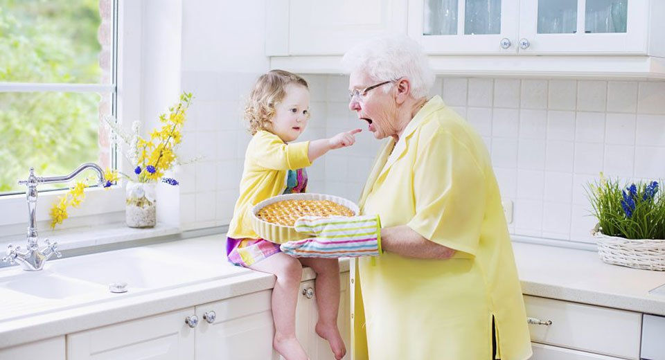 Nutrition Corner: Update grandma's outdated recipes