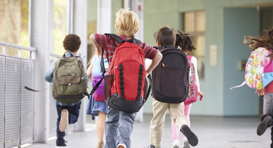 The wrong backpack can leave your child in pain