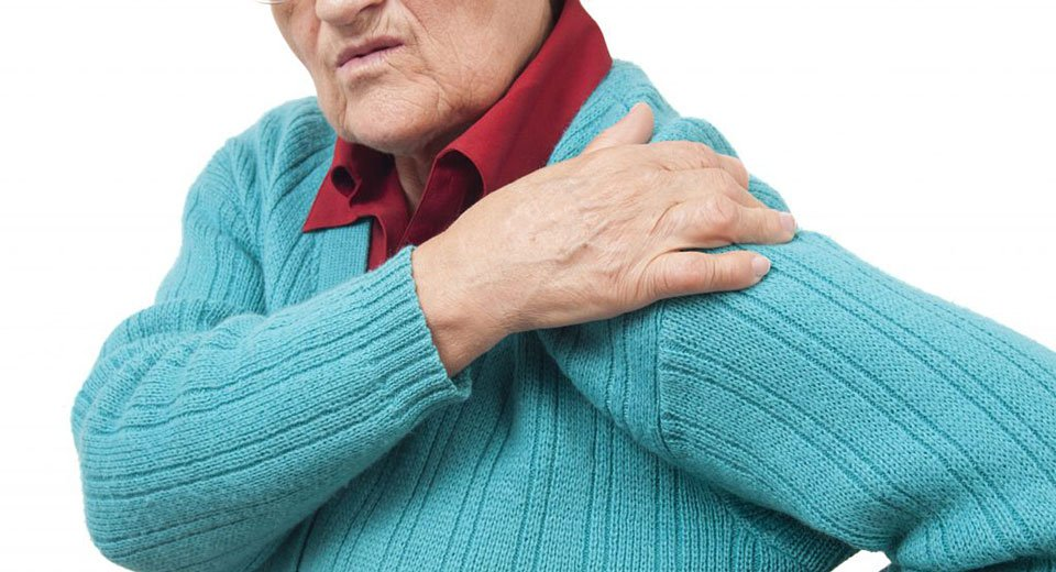 Reversing shoulder pain by reversing the shoulder