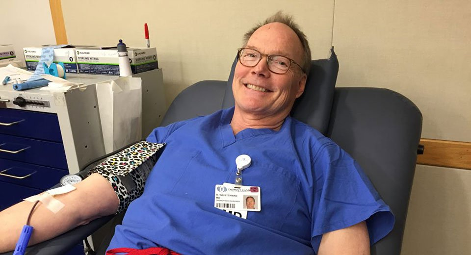 Giving blood is a lifelong possibility