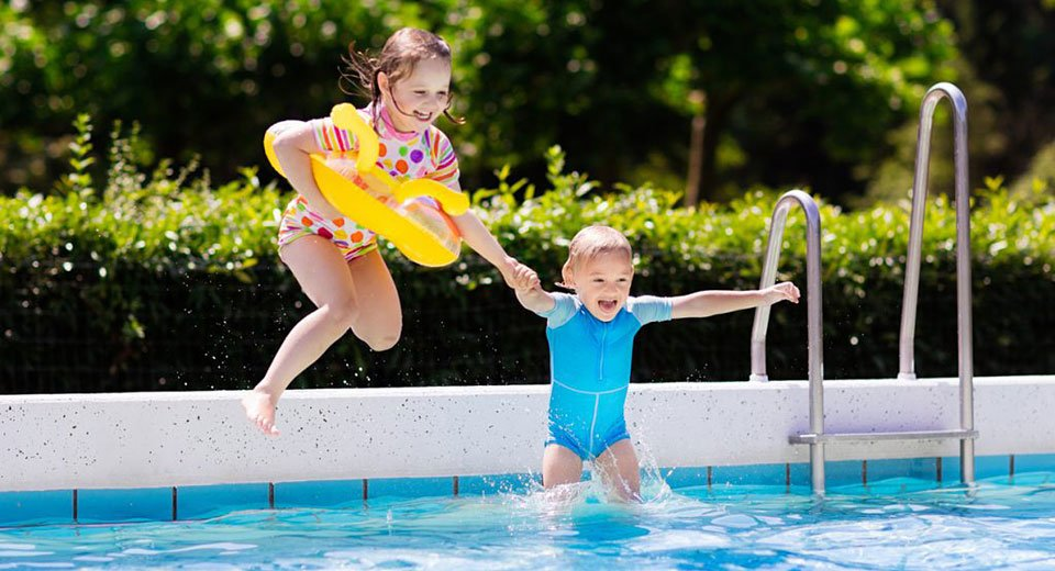 Avoid drowning and disease at pools