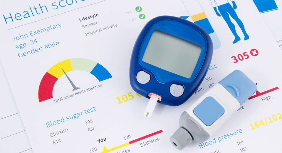 Prediabetes doesn't have to become Type 2 Diabetes