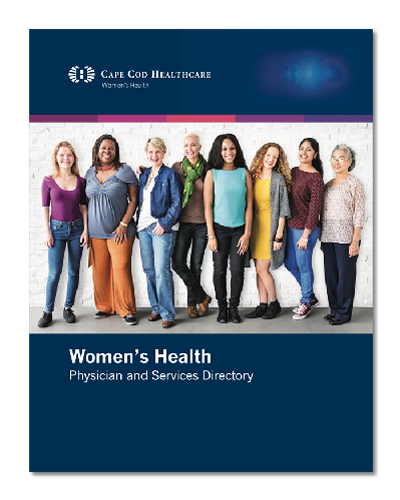 Cover of the Women's Health Directory