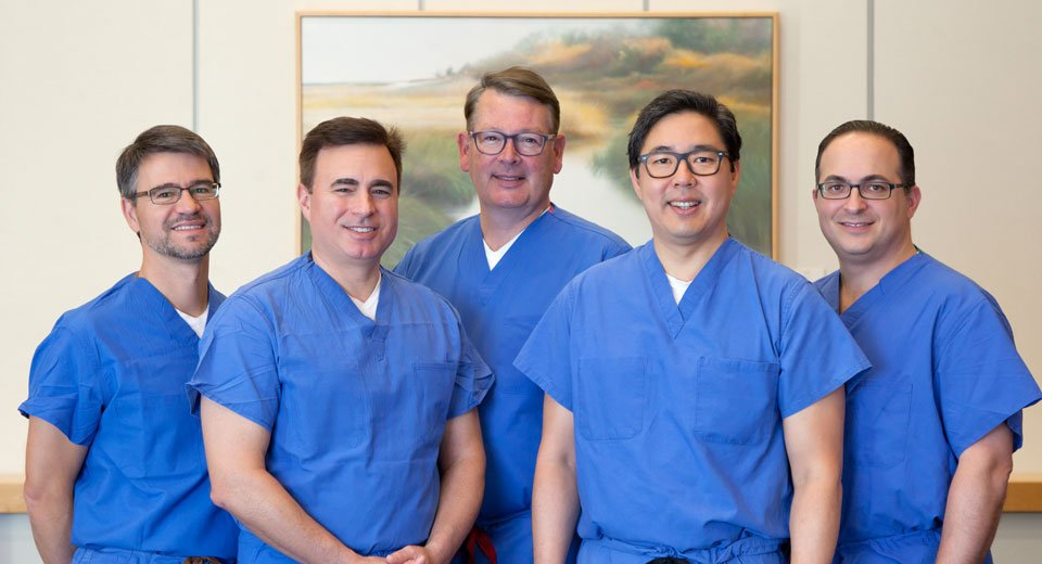 How the neurosurgery team Came together