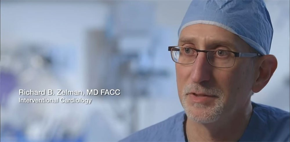 Video of Richard B. Zelman, MD