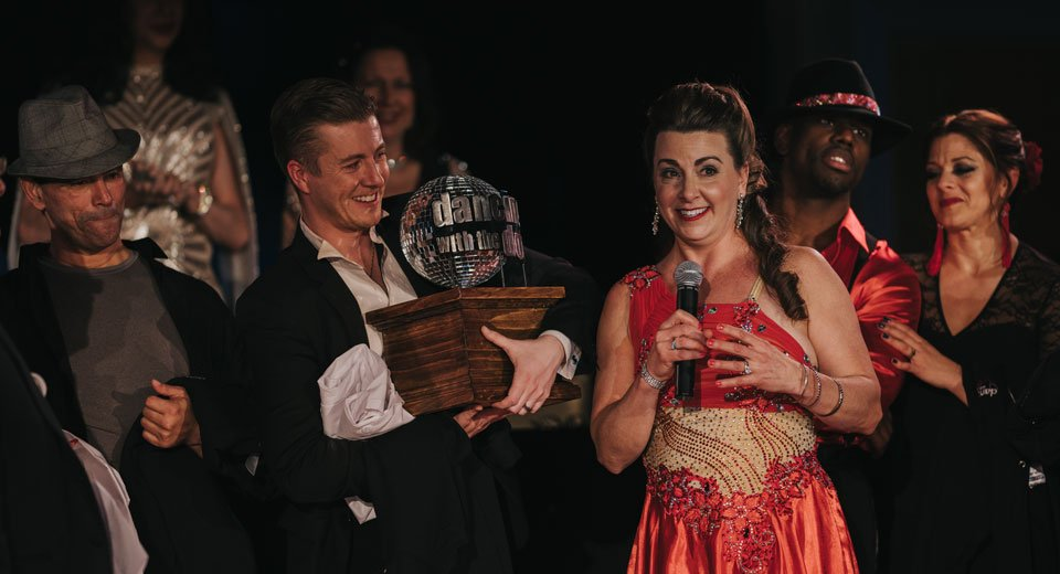 Who will be this year's Dancing With the Docs champ?