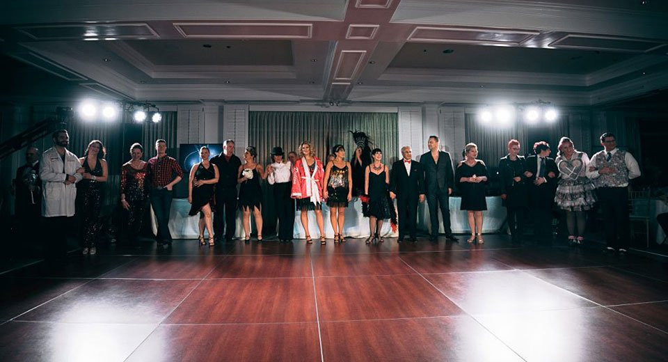 Nine dancing docs, months of practice and one winner