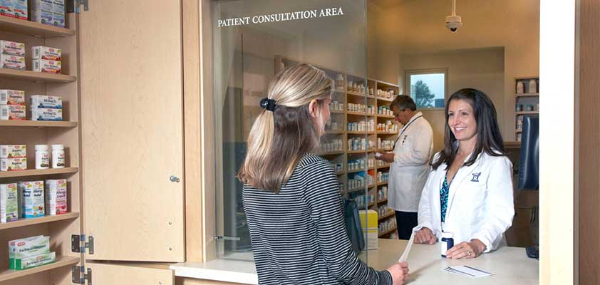 CCHC Pharmacy Locations, Hours and Services