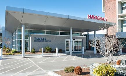 Yawkey Emergency Center at Falmouth Hospital