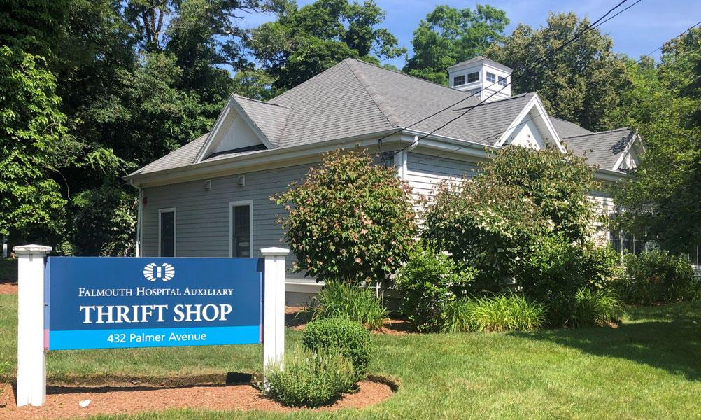 Falmouth Hospital Auxiliary Thrift Shop