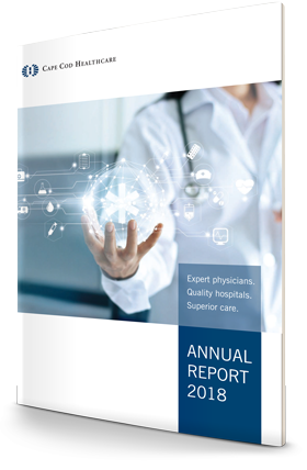 CCHC Annual Report, 2018