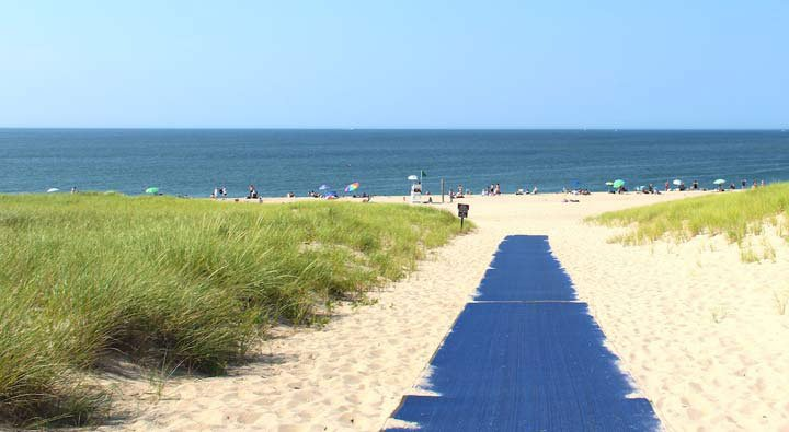 Don't let a disability keep you from a trip to Cape Cod