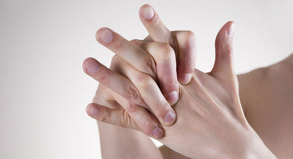 Knuckle cracking may bug others, but is it bad for you?