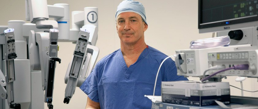 thoracic surgeon doctor Spillane