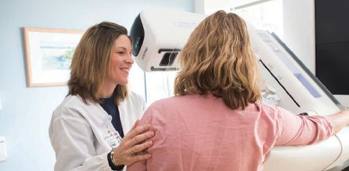 Schedule a Routine Screening Mammogram