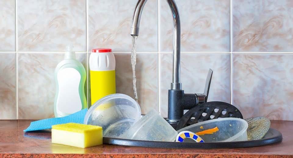 Your kitchen is not as clean as you think it is