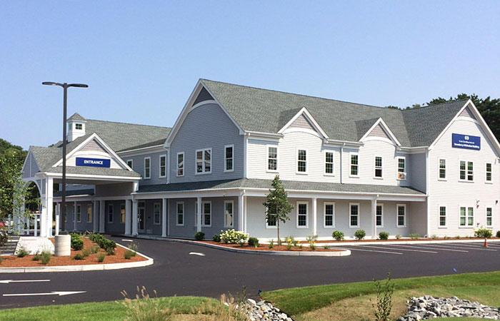 Cape Cod Healthcare Podiatric Medicine and Foot Surgery