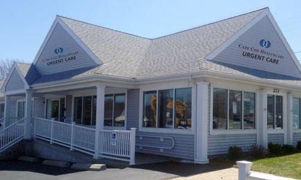 Cape Cod Healthcare Urgent Care - Falmouth