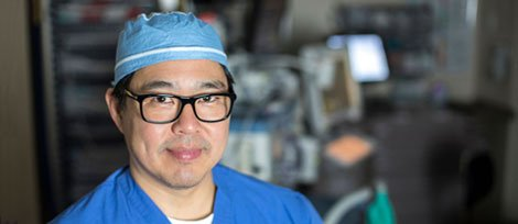 doctor Nakata, Neurological Surgery