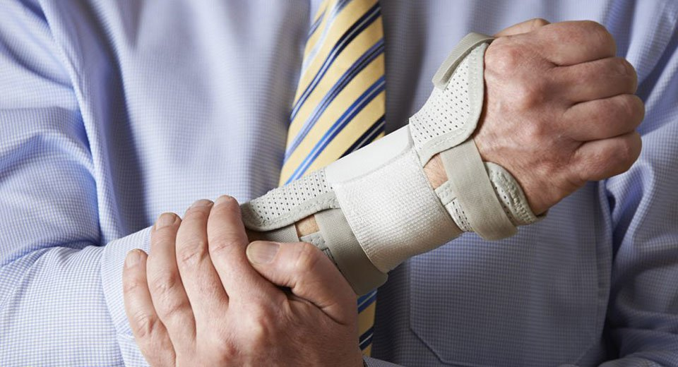 Common causes of wrist injuries - Cape Cod Healthcare