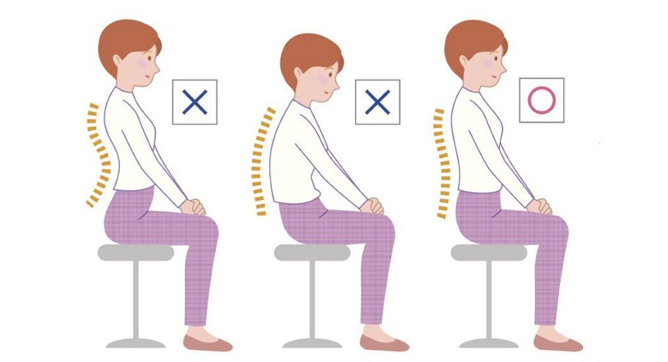 Good posture: More health benefits than you might think