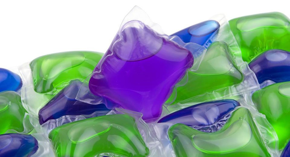 Detergent pods – handy, but they can be deadly