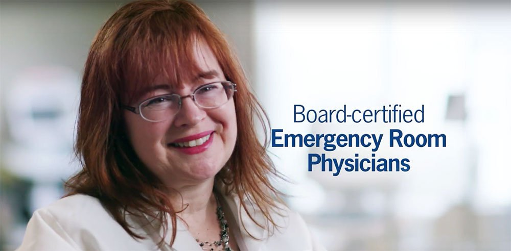 Board Certified Emergency Room Physicians
