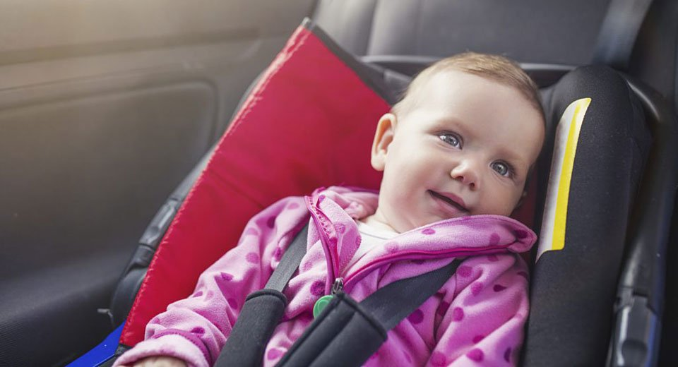 'There's no safe time to leave a child in a car'